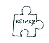 puzzle z napisam relacje