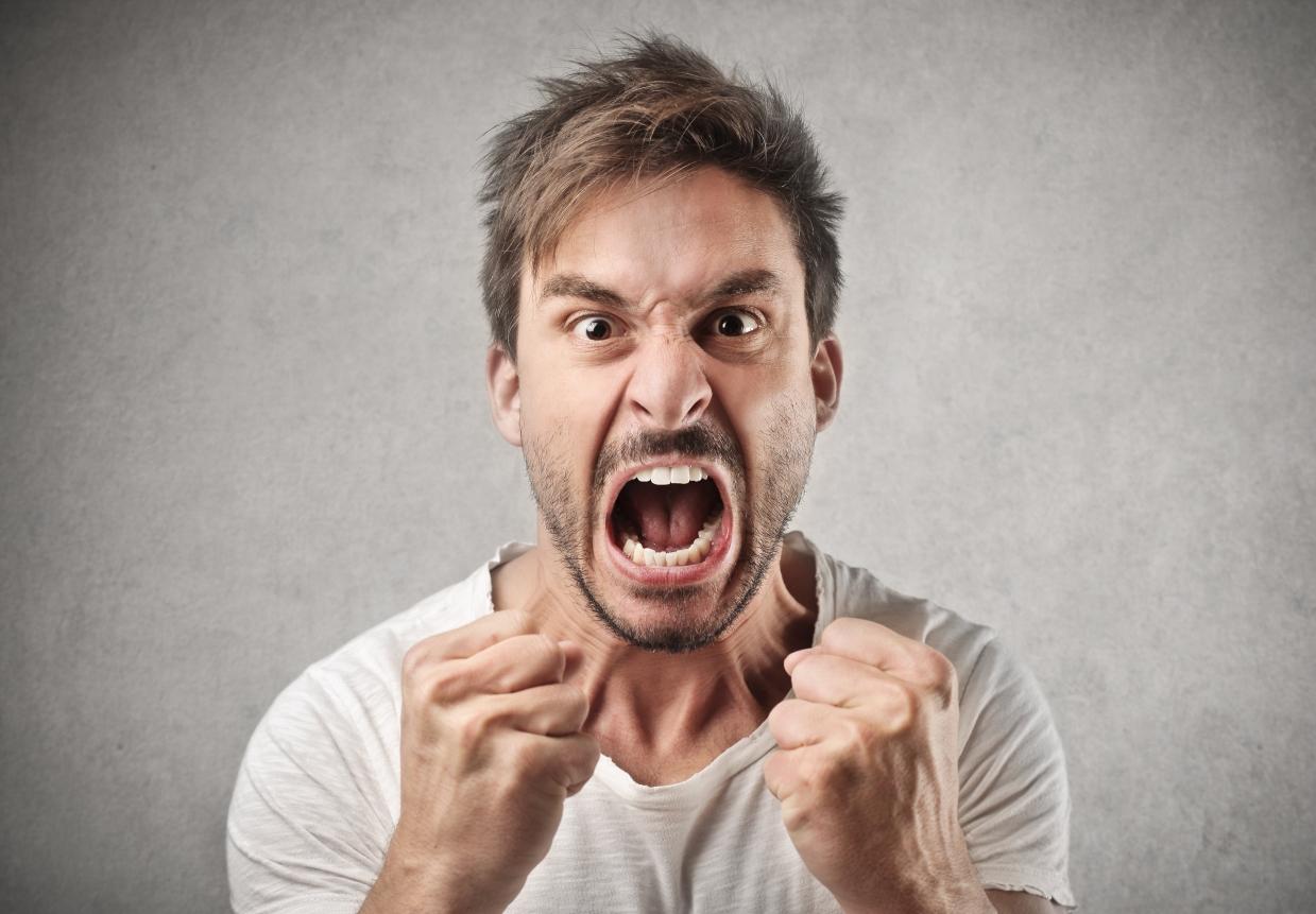 Jak pracować z własnym gniewem/złością?