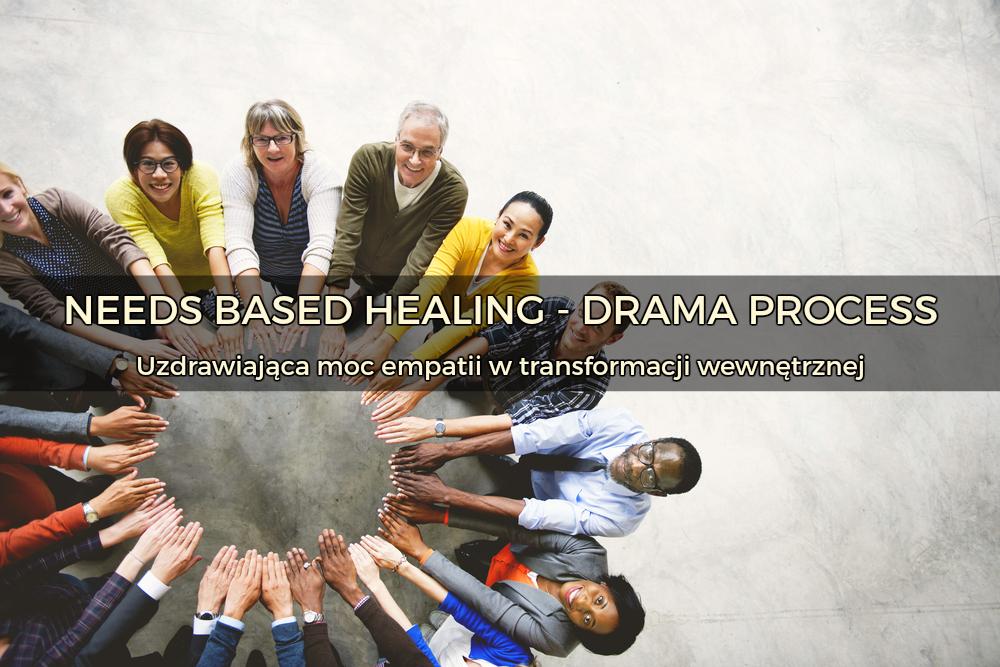 Needs Based Healing – Drama Process | 26-28 stycznia 2018 | Warszawa