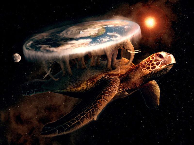 Płaska Ziemia – destruktywne strategie kultury dominacji